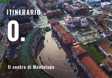 Il centro di Montelupo