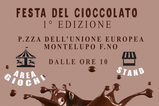 Manifesto prima edizione Cioccolupo
